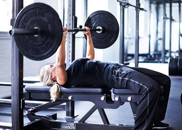 effektive resultater med personlig træning