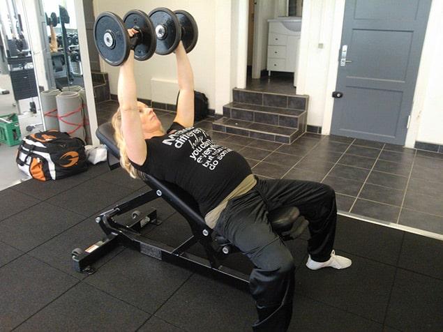 Graviditets træning