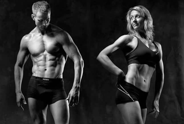 Træning graviditet og vægttab