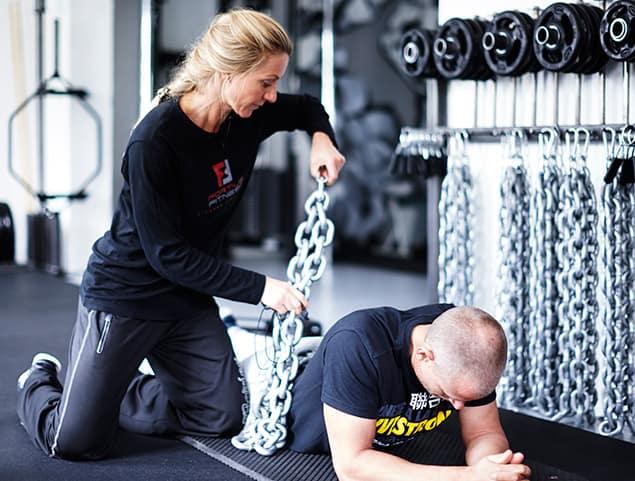 personlig fitness træning
