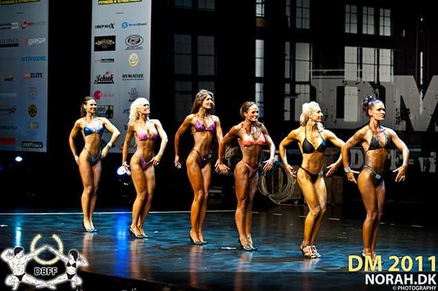 Konkurrence i styrketræning KBH
